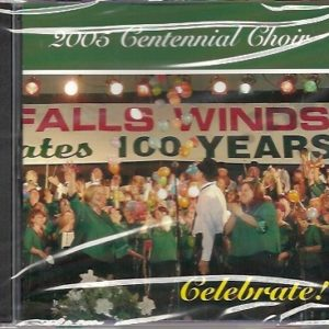 Centennial Choir CD